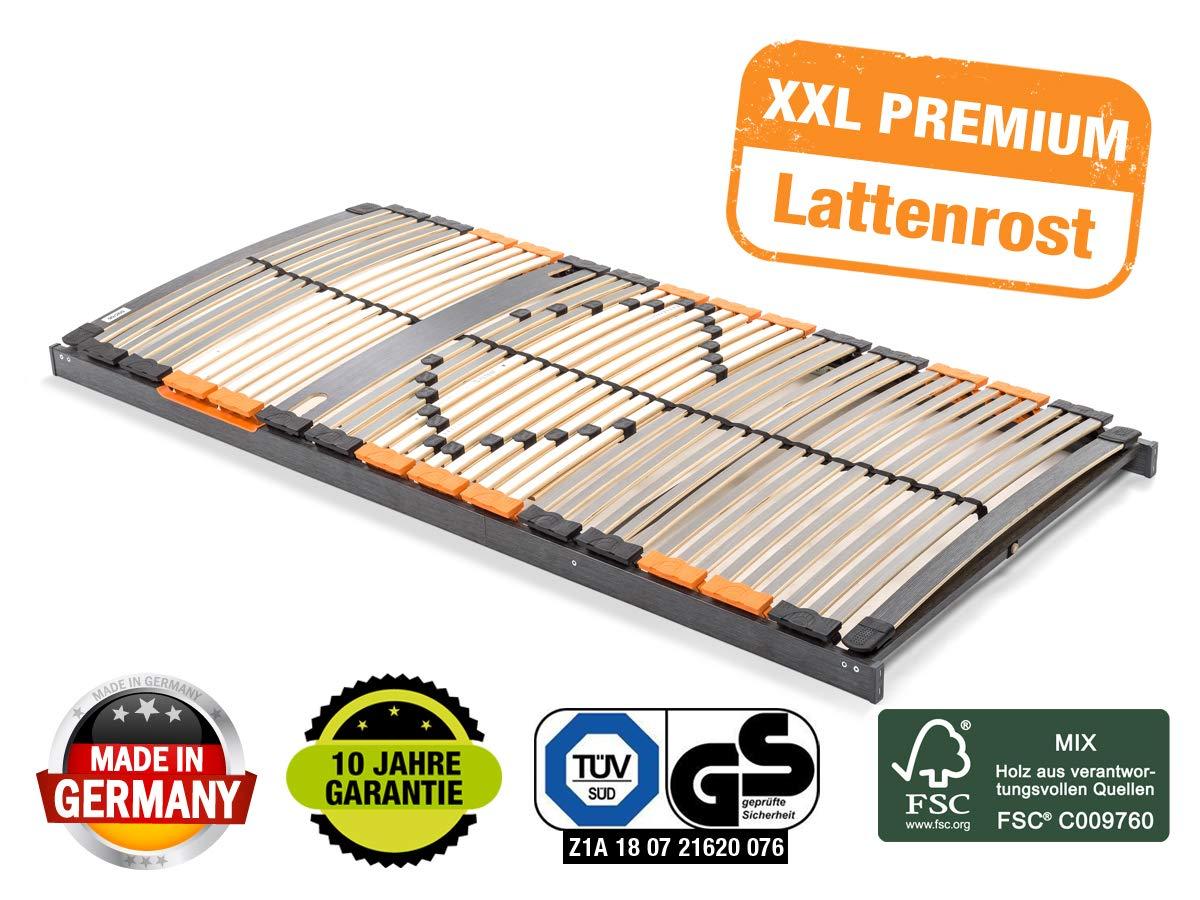 Bmm Lattenrost Xxl 7 Zonen